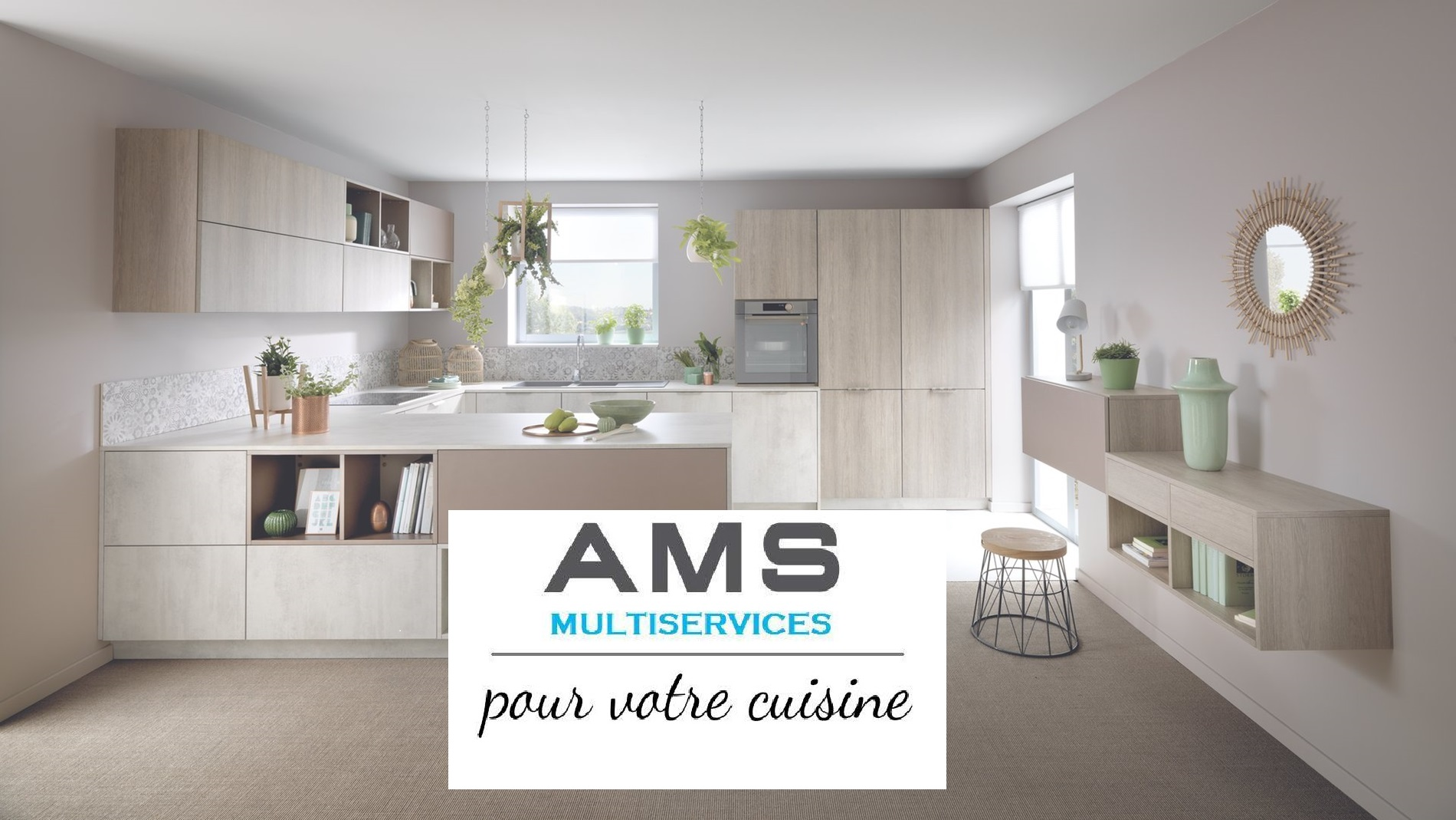 Ams travaux multi services partenaire cuisinistes metz - Eco cuisine metz ...